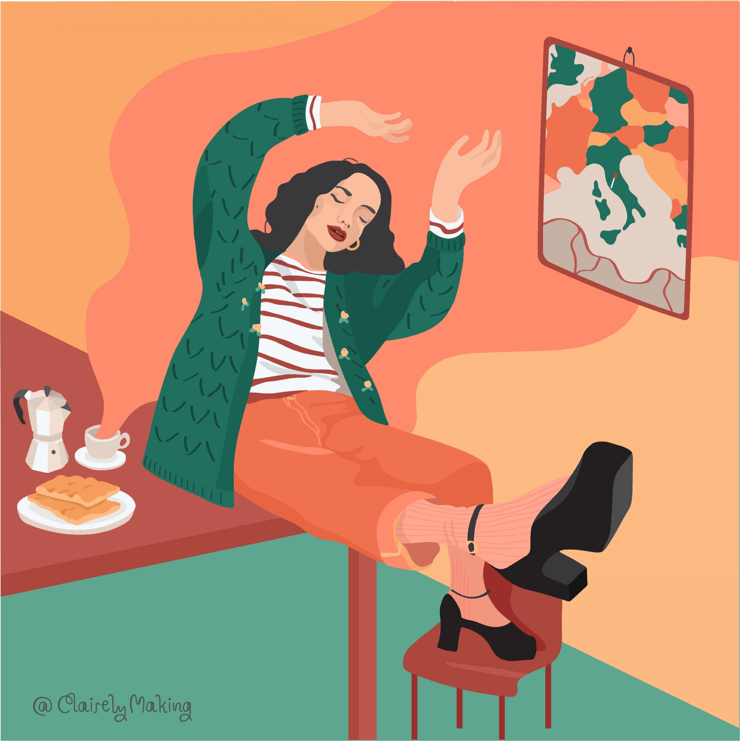 freelance illustrator